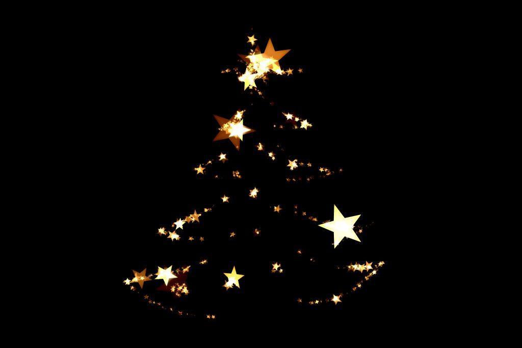 lav dit eget julepynt af garnrester