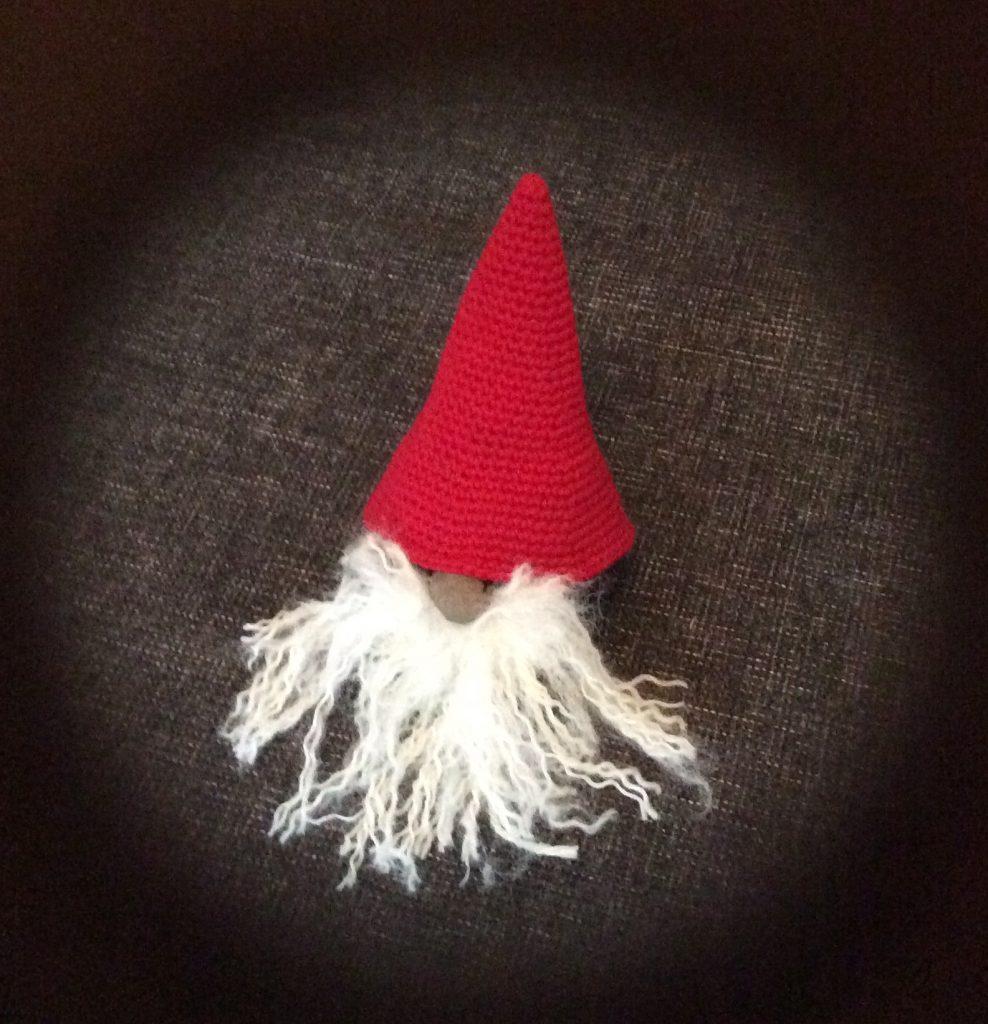 vejledning til genert julenisse af strømpebuks